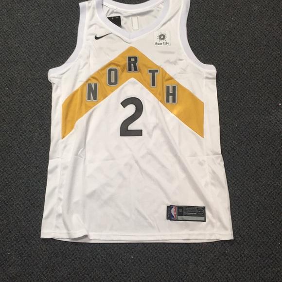 pretty nice 3764d c10a4 Toronto Raptors #2 North NBA City Edition Jersey
